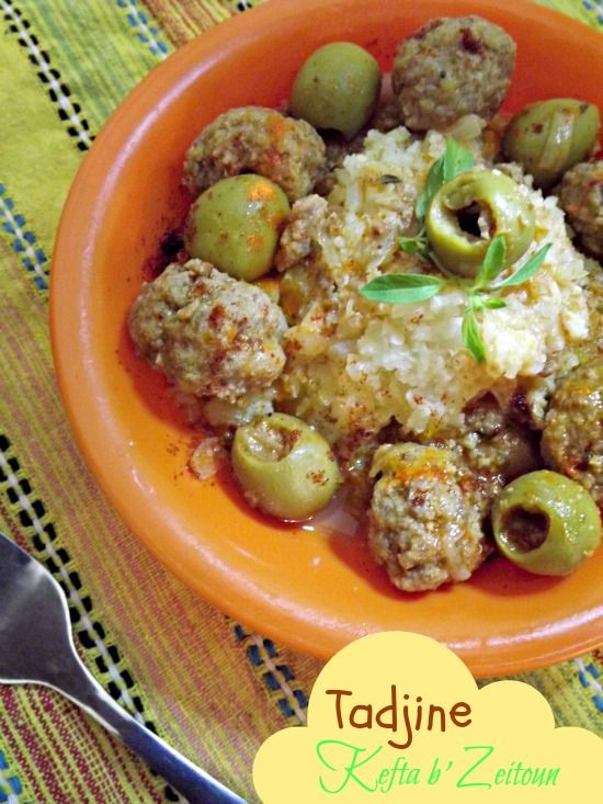 11 best algerian cooking images on pinterest algerian food algerian north african meatballs with olives forumfinder Image collections