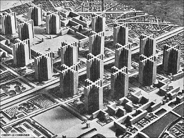 La Ville Radieuse - Google Search