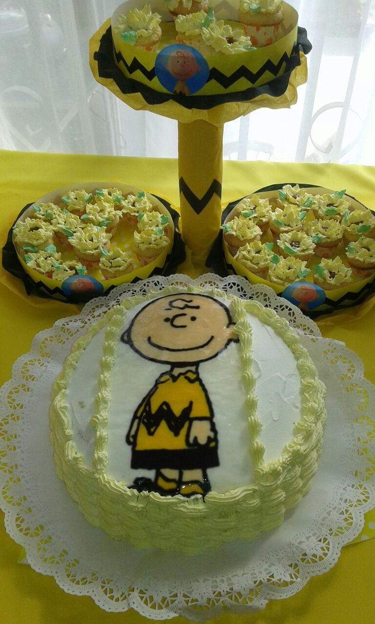 Torta charlie brawn