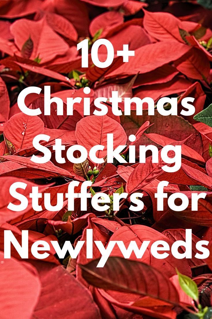Christmas Stocking Stuffers for Newlyweds - Find the best stocking stuffers for newlyweds today. Especially if you are looking for stocking stuffers for the newly married couples Christmas stockings. #christmas #stocking #stuffer #newlyweds #newlywedsgift #couples