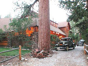 Gold Mountain Manor, Big Bear wedding venue (Posted by Inland Empire wedding coordinator Revolution Wed, http://WedPlan.RevolutionWed.com)