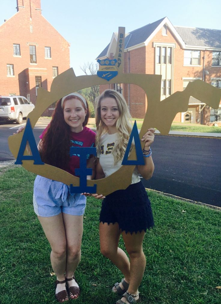 Bethany College West Virginia AXiD