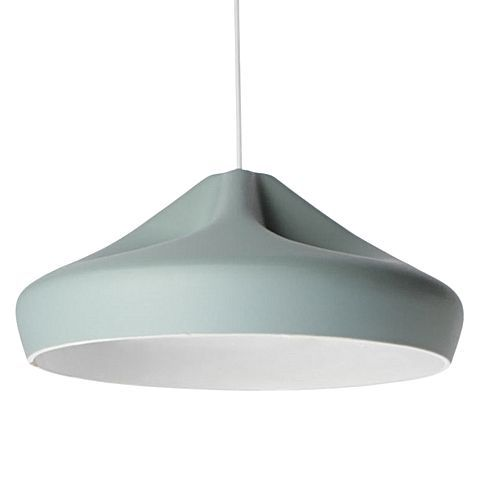 Highlight simplicity and form in your space with the captivating Replica Lust Pleat Box Pendant Light, 36cm from Fosani Lighting.