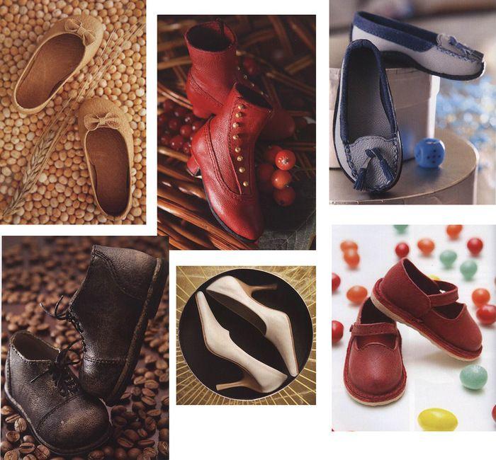 Мобильный LiveInternet книга Генсицкой о том как делать обувь   Вика_НЕИванова - Дневник Вика_НЕИванова  