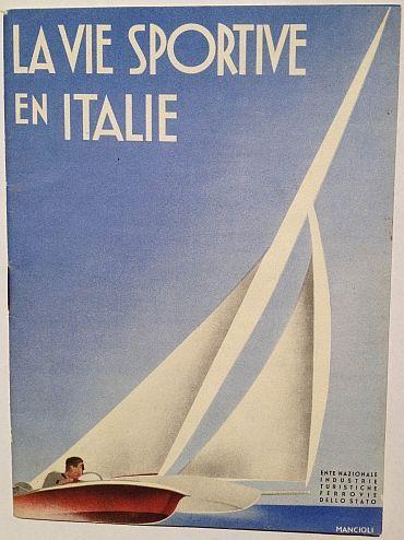 La vie sportive en Italie ~ Corrado Mancioli