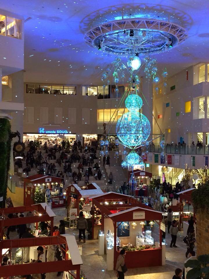 阪急梅田クリスマス