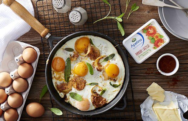 Jajka Zapiekane Na Cebuli