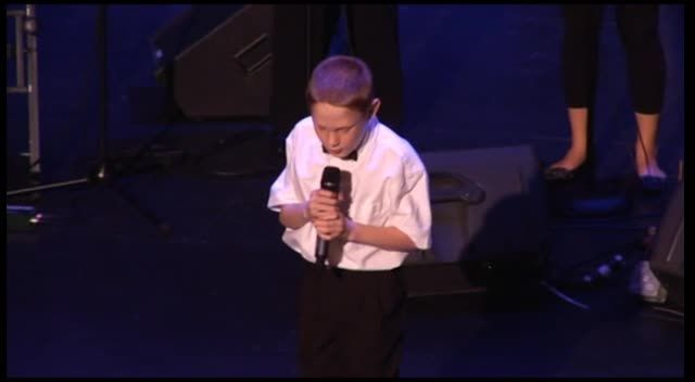 This will make your heart sing! Born premature, blind, and autistic, Christopher Duffley was adopted by his parents before they realized God has gifted him with the gift of music. His heartfelt and powerful performance will lift your spirit today!