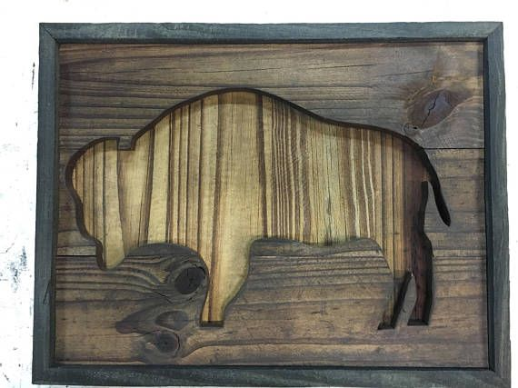 Reclaimed Wood Buffalo