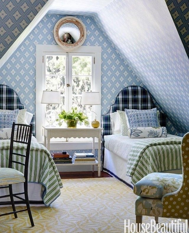A Gorgeous Guest Bedroom Or A Fabulous Child S Bedroom Michael Maher Design Photo Courtesy Of House Beautiful Bedroom Design Bedroom Decor Beautiful Bedrooms