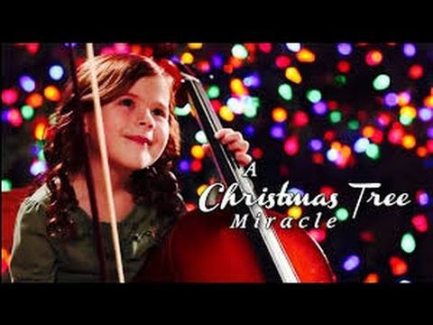 """A Christmas Tree Miracle"" 2013 ✰ Hallmark Christmas Movies"