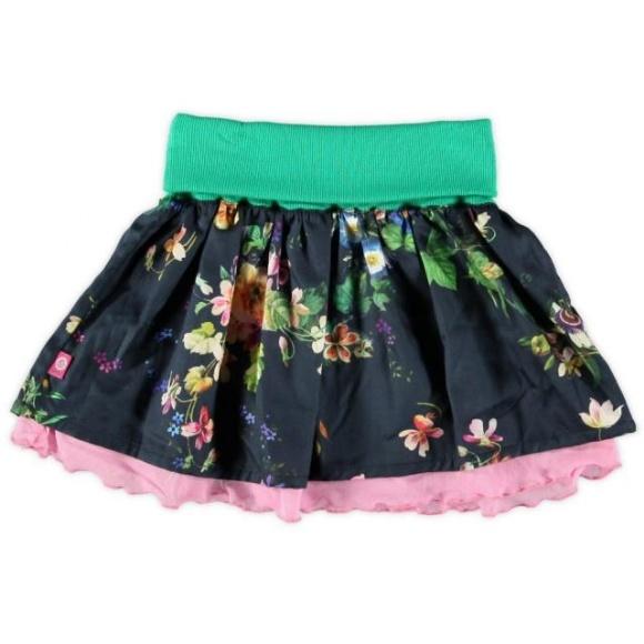 Bomba for Girls Rokken Meisjes Bomba for girls rok Bright flower