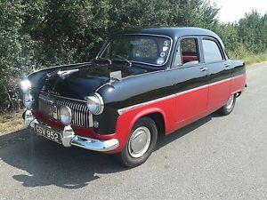 1955 FORD CONSUL MK1