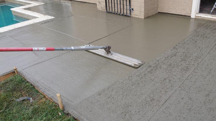 R Amp B Concrete Using The Rattle Stick Www Rattlestick Net