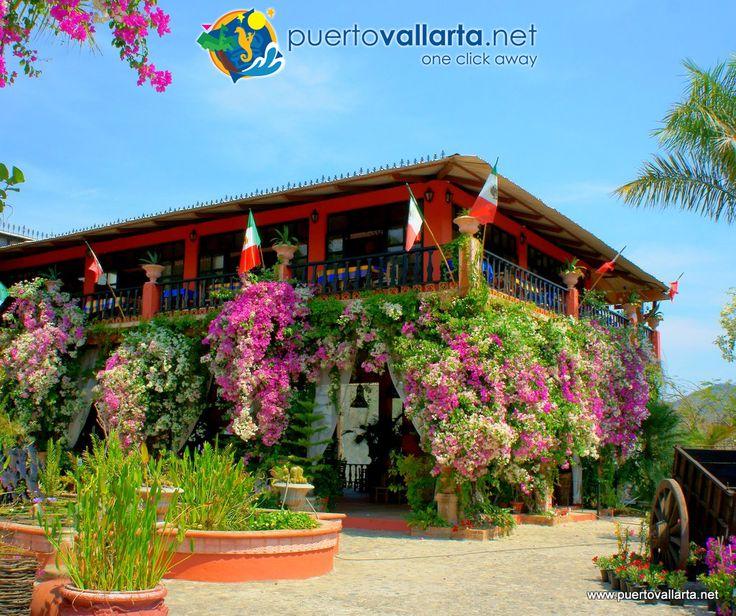32 best puerto vallarta and the banderas bay area map - Puerto vallarta botanical gardens ...