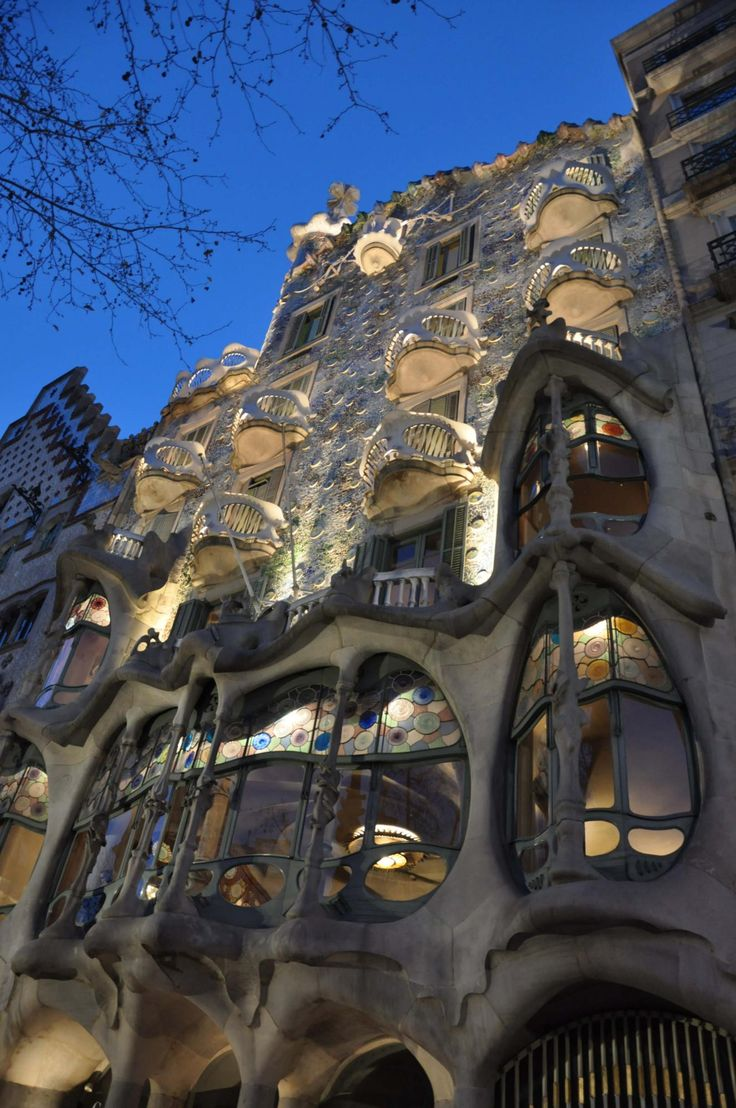 17 best images about gaudi on pinterest mosaics stove - Natura casa barcelona ...