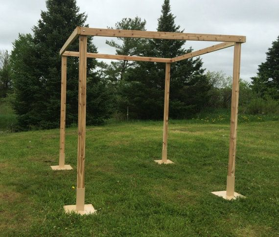 $334.00 Cedar Wedding Chuppah