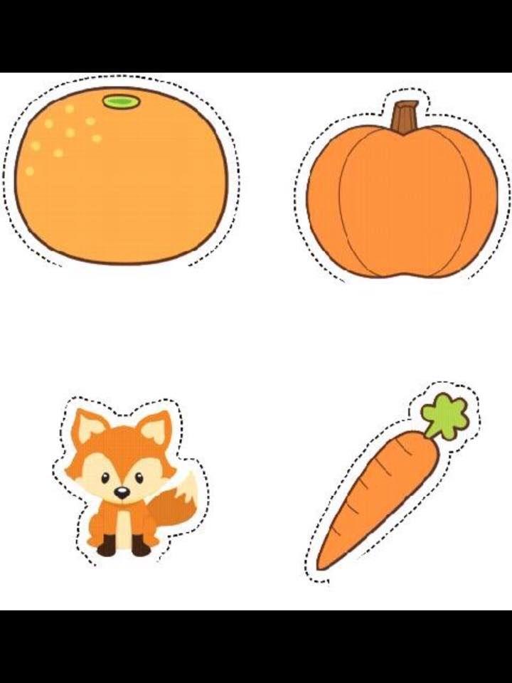 orange learning free printables (2)