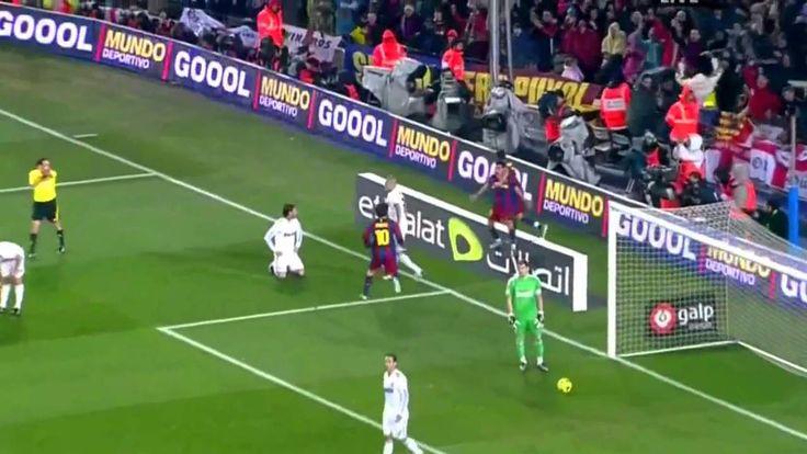 Barcelona vs Real Madrid 5:0