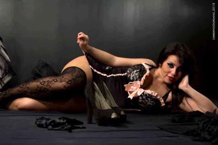 Ballerina/Burlesquer