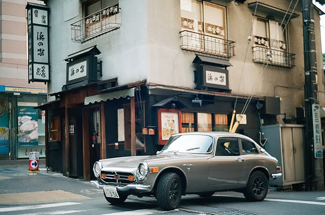 Bild: Skorjs Honda S800M Coupé von 1970 – Mike Satterfield