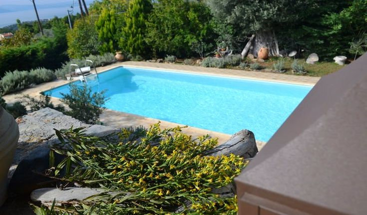 Villa with private pool in Evia Island