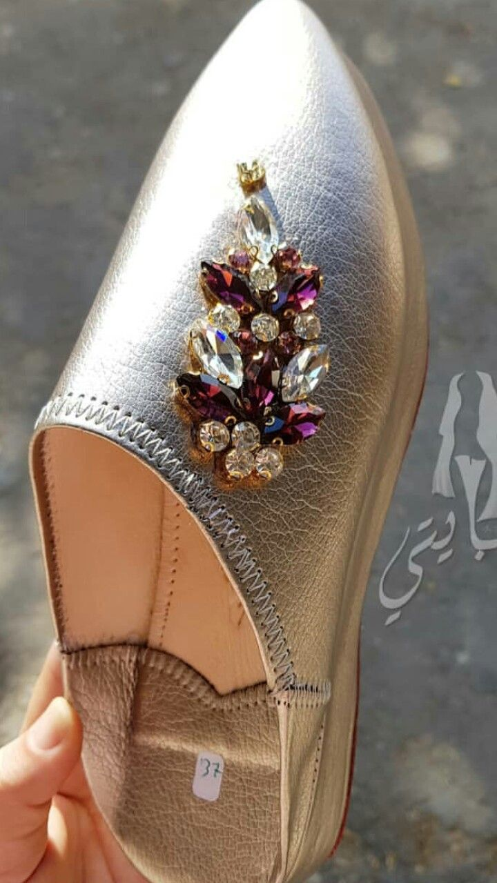 Chaussure En 2019 Chaussure Babouche Marocaine Et