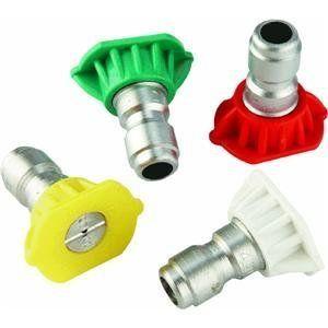 MI T M Corp AW-4004-0000 Nozzle by MI-T M Corp. $24.15. Use with replacement tips 3.0 for pressure washer model