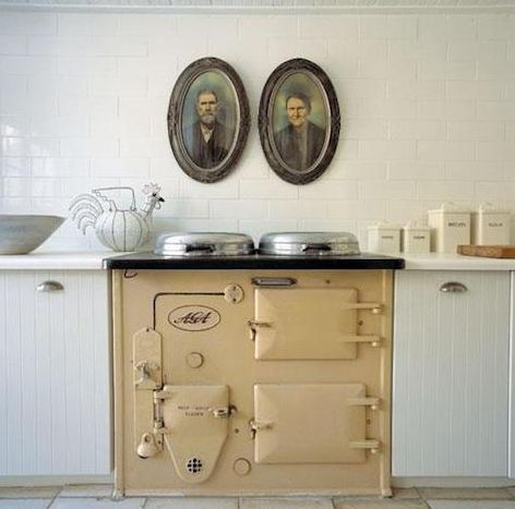 Hunters & Gatherers at Home: Cream & White