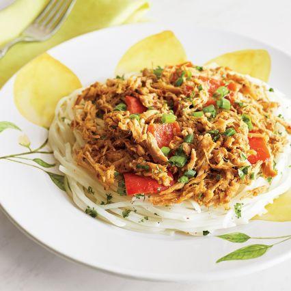 Recipes | Asian Peanut Pork | Sur La Table