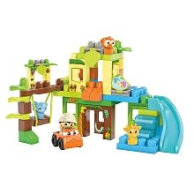 Mega Bloks Swing & Slide Safari