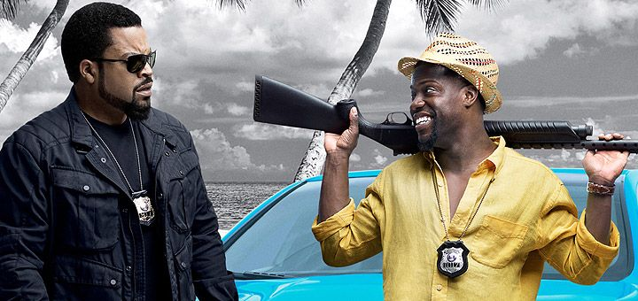 Ice Cube and Kevin Hart take another ride in the first trailer for Ride Along 2.