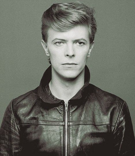 David Bowie, mid-70's.