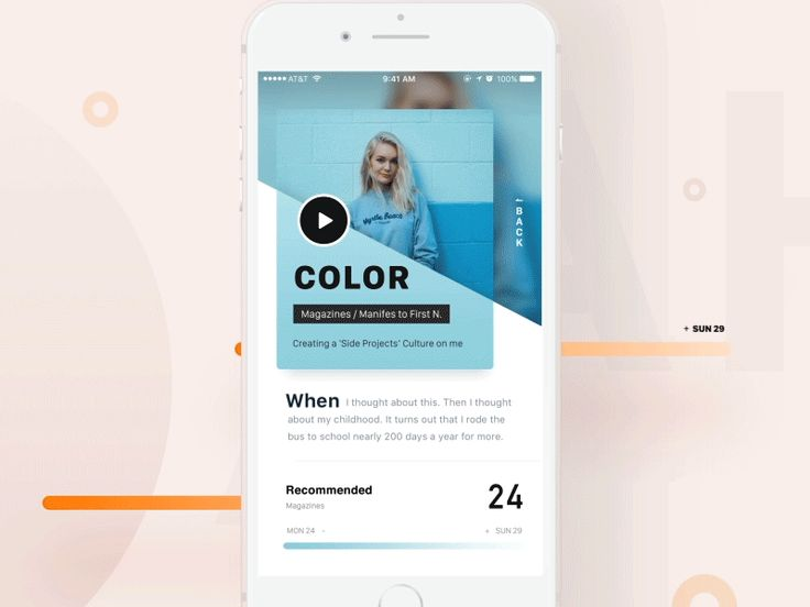UI Interactions of the week #90 – Muzli -Design Inspiration