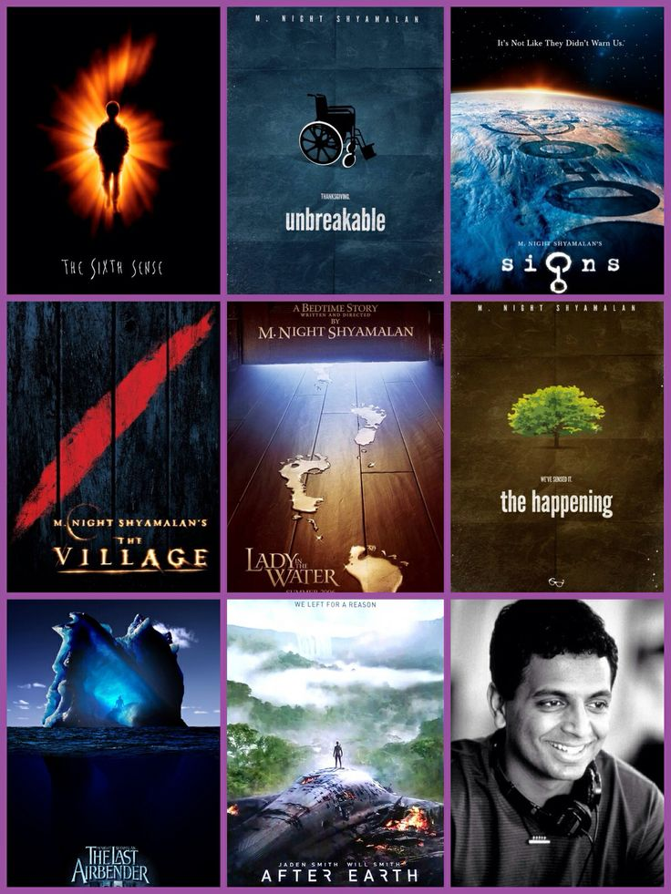 M Night Shyamalan Movies 1000+ images about For...