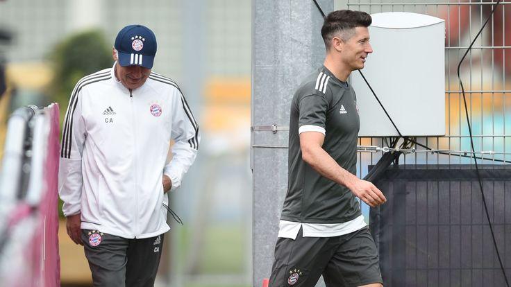 Is Ancelotti losing control of Bayern Munich?