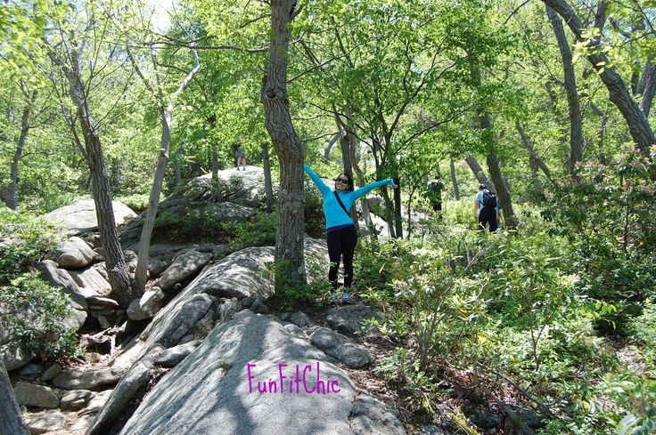 I love hiking at Bear Mountain State Park in New York State.