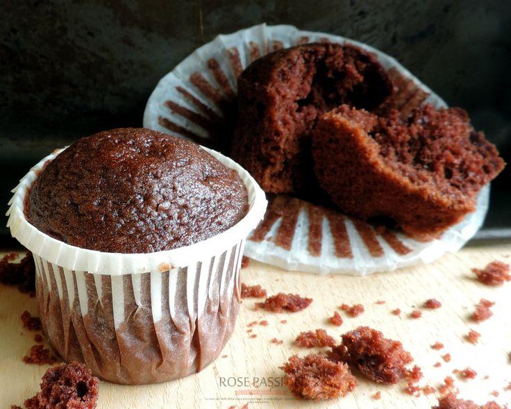 Muffin al cioccolato di Nigella, semplici e perfetti per tutti i food lovers!