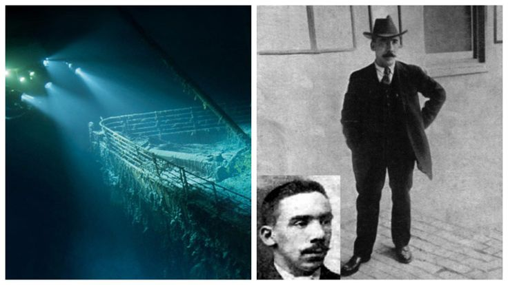 The Titanic and the Paranormal