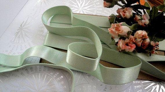 3/4 verde menta pastello peluche posteriore lingerie di AnnasDream