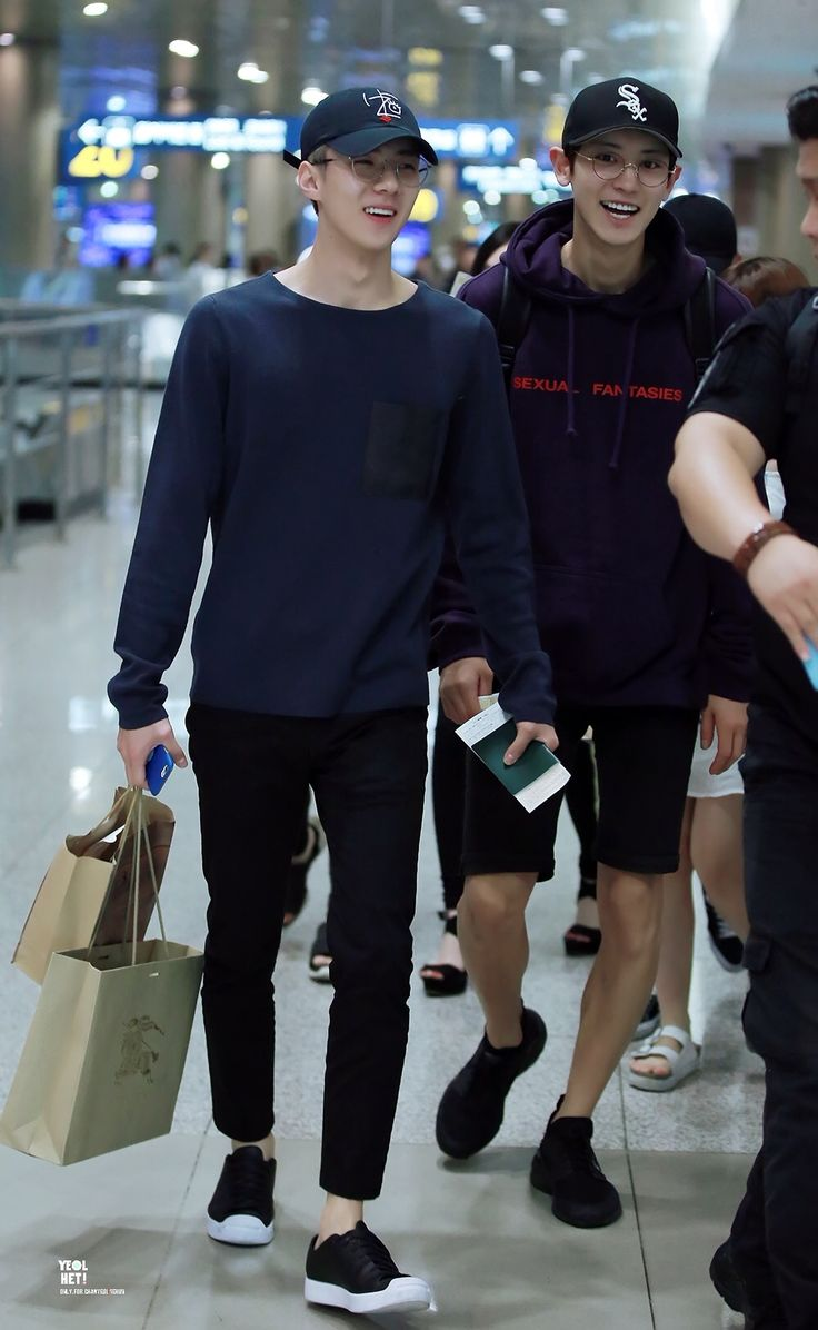 [HQ] 160915 EXO Sehun & Chanyeol