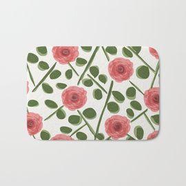 Lily garden of illustration | Society6
