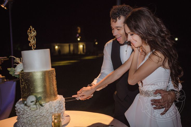 EXCLUSIVE: Check Out Corbin Bleu's Stunning 3-Tiered Wedding Cake