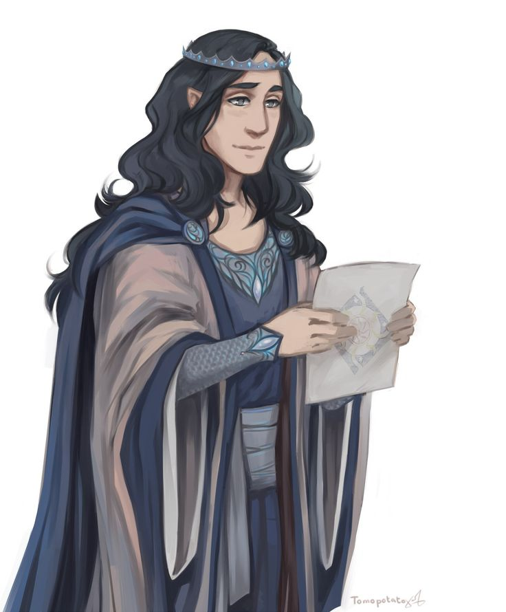 Fingolfin by Uendelighed