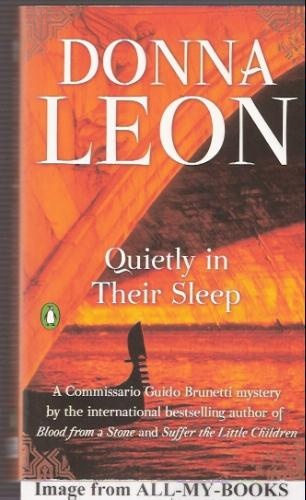 The Guido Brunetti Mystery Series in Order - Donna Leon ...