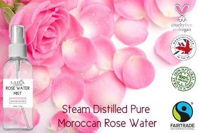 Rose Water Toner