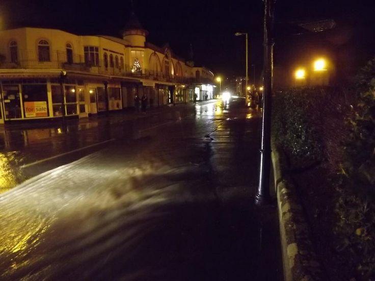 High tide at Ilfracombe #NDevon #NorthDevon #Devon
