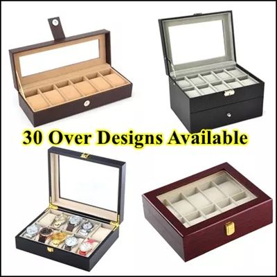 Great ... Storage Box Men Watch Box By TwoCatsAndAnOwl. [S$9.90](▽51%)☆[MEGA  SALE]5/