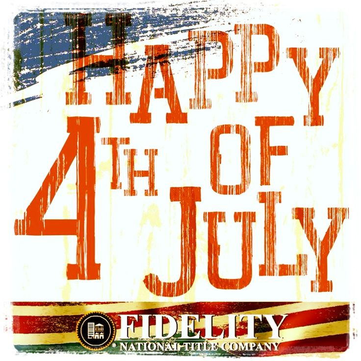 4th of july national holiday 2013