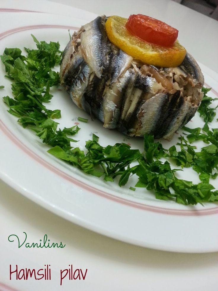 Vanilins: balık yemekleri